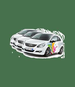 oklejenie reklamowe auta