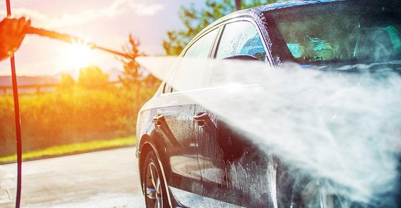 mycie auta pielęgnacja