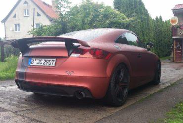 zmiana koloru Audi TT - 8