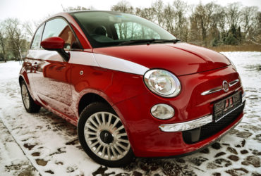 oklejenie Fiat 500