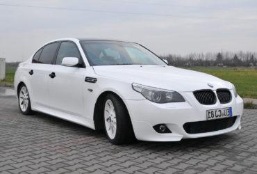 zmiana koloru BMW seria 3