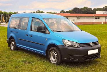 zmiana koloru VW Caddy
